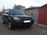 Hyundai Tucson 2.0i, AT, 4WD